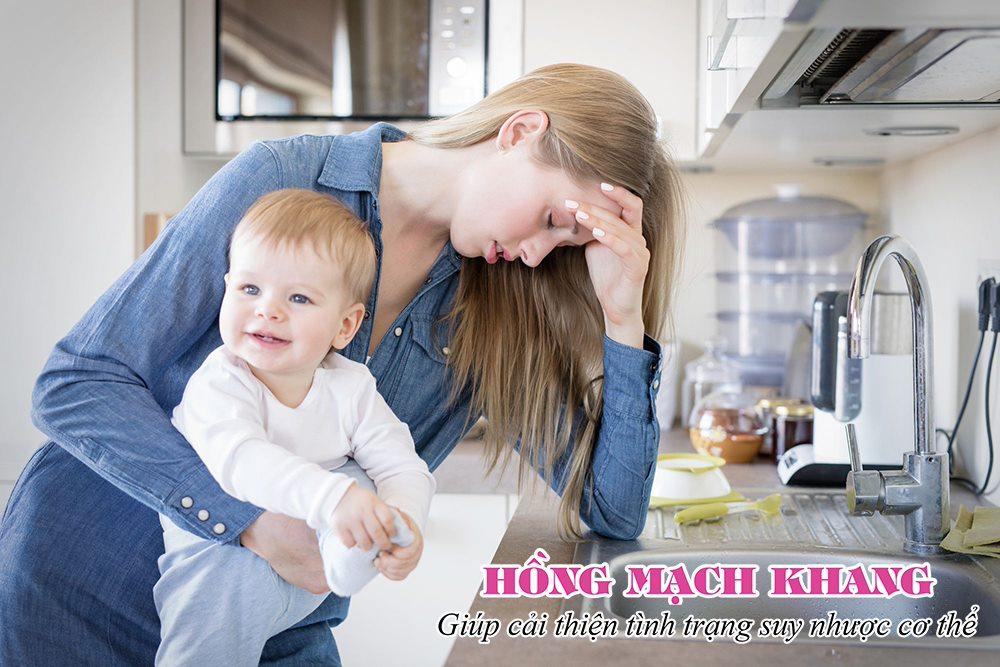 Huyết áp thấp là bệnh lý thường gặp ở phụ nữ sau sinh